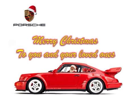 porsche christmas porsche 911 996 wish you a merry xmas porsche christmas
