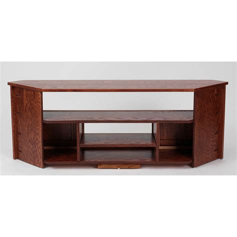 Pub Style Dining Room Tables solid oak mission style corner tv stand 61 quot the oak