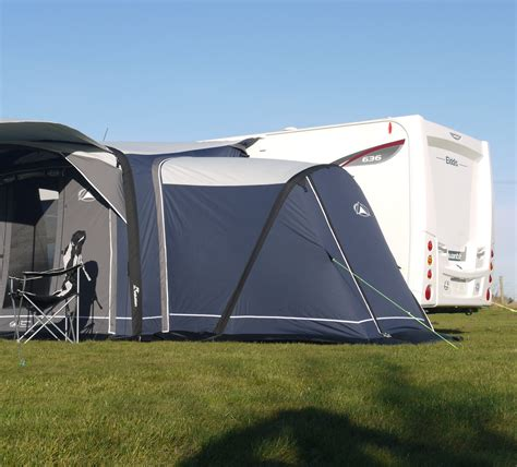 porch awning with annexe sunnc advance air annex for inflatable caravan porch