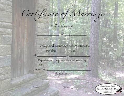 keepsake marriage certificate template memes