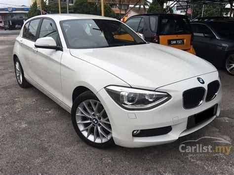 bmw 116i 2014 bmw 116i 2014 1 6 in selangor automatic hatchback white