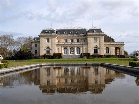 chateau style luxury mansion  argentina idesignarch