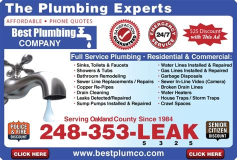 Best Plumbing Locations by Best Plumbing Best1 Rooter Local Plumbing Sewer Drain