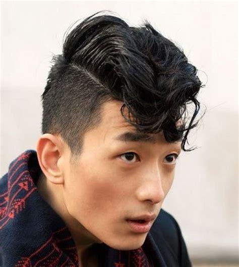 height on mens hair long hair undercut men asian