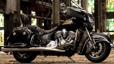 2014 Indian Chieftain Motorcycle : Overview