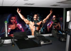 Gym Wall Murals wall murals for gyms amp leisure centre wallpaper wallsauce