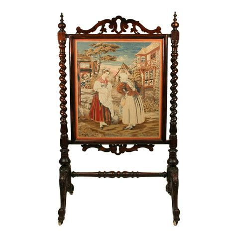 antique fireplace screens sale firescreen for sale antiques