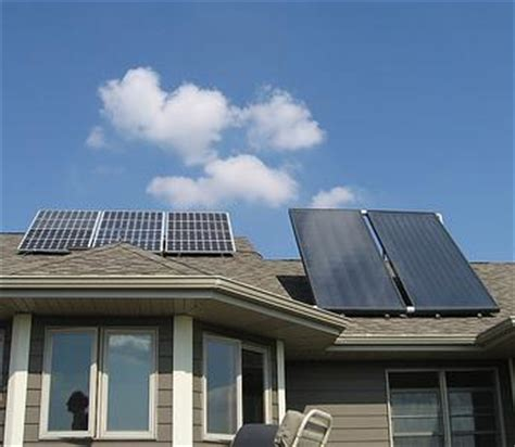 types of solar panels for homes applications of solar energy follow green living
