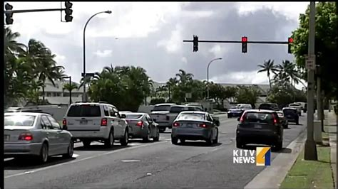 How Big Is A Traffic Light by Mistimed Traffic Light Sensors Cause Big Backups In Hawaii