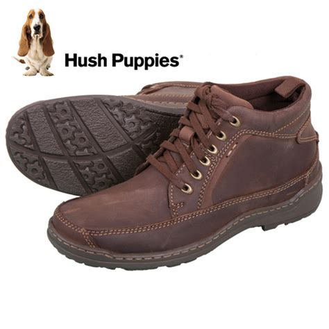 heartland america hush puppies mens boots