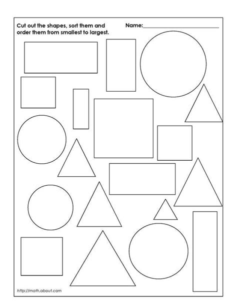 shape pattern worksheets year 1 plane shapes worksheets for first grade homeshealth info