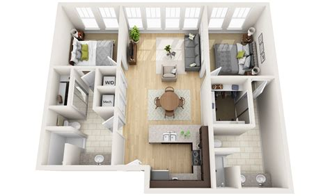 reddit 3d floor plans 2 apartments and condos 171 3dplans com