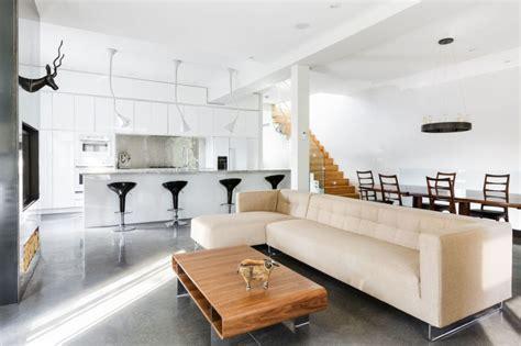 open floor plan kitchen and living room stunning open floor living plan with living room and