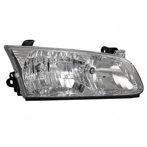 2001 toyota camry headlight everydayautoparts 2000 2001 toyota camry passengers