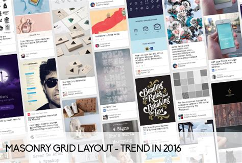 grid layout trend graphic design trends fading in 2015 articles graphic