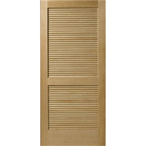 Plantation Louver Interior Doors False Louvered Interior Doors