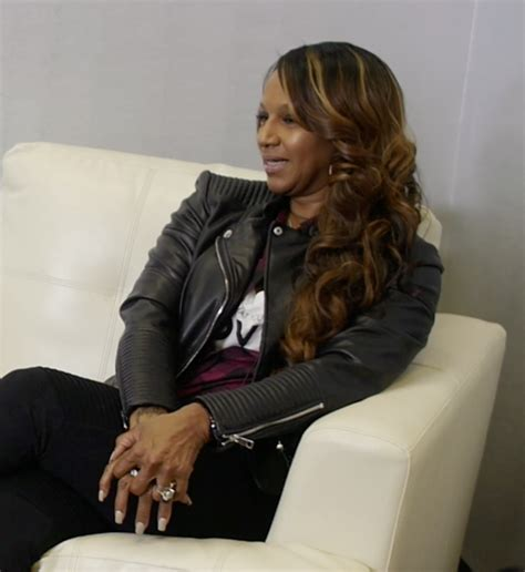 basketball wives la s jackie christie gets drunk on love jackie christie of basketball wives la gets deep with