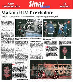 format kwitansi sinar dunia mpp umt 2011 2012 laporan akhbar mengenai insiden
