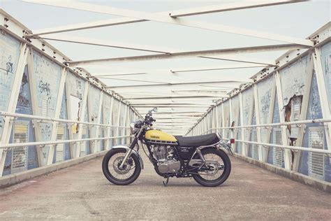 Yamaha Motorrad Sr 400 by Gebrauchte Yamaha Sr 400 Motorr 228 Der Kaufen