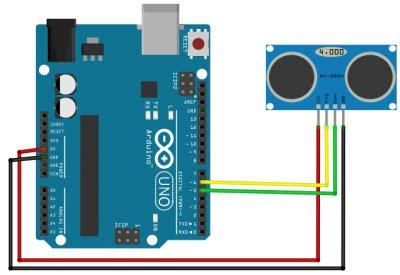 Sensor Jarak Hc Sr04 jimmy electron mengakses sensor jarak hc sr04