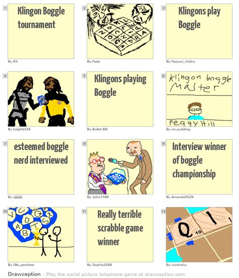 how to play scrabble boggle klingon boggle tournament