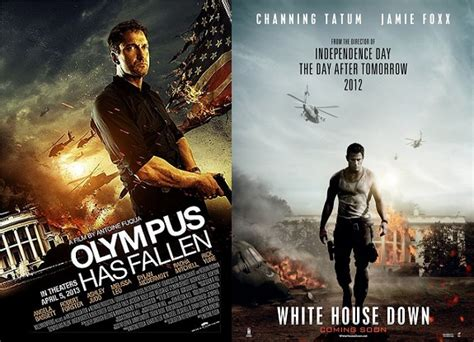Abort The Mission Individuals Vs Institutions In Quot White House Down Quot And Quot Olympus Has