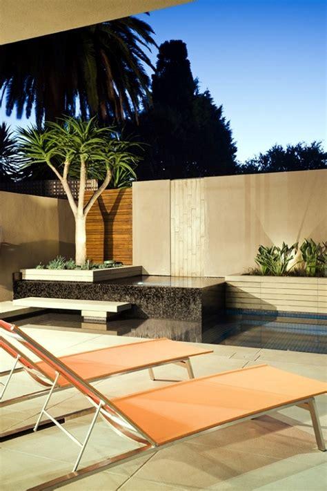 landscape garden balanced minimalist design style