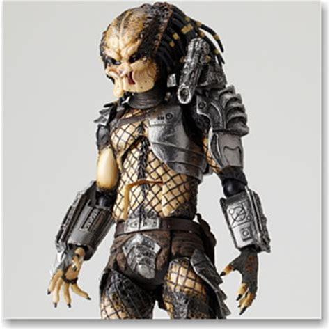 Predator Revoltech Sci Fi Series No 022 sci fi revoltech series no 022 predator hobbysearch