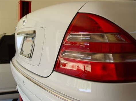 electric and cars manual 2001 mercedes benz s class user handbook purchase used 2001 mercedes benz s600 optioned w electric trunk closer fantastic condition in