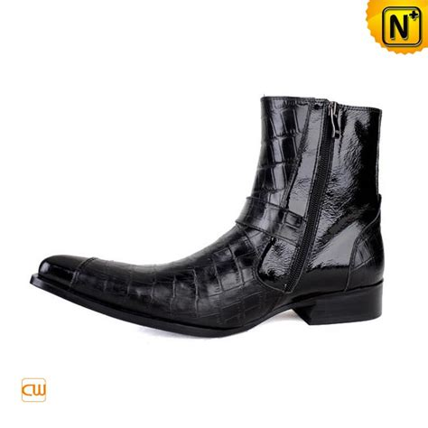 italian boots for mens italian leather ankle dress boots cw760141