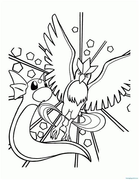 Pokemon Coloring Pages Hoenn | legendary pokemon coloring pages hoenn deoxys coloring