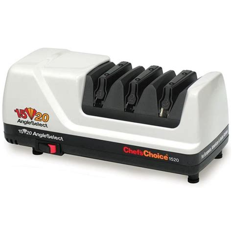 chef s choice angle select electric knife sharpener model