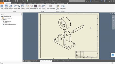 learn autodesk inventor 2018 basics 3d modeling 2d graphics and assembly design books getting up to speed with autodesk inventor drawings in 2017