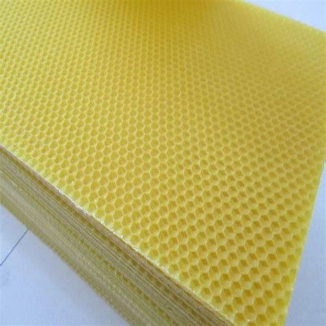 High Quality Sheets by Beeswax Foundation Beequipment Sa