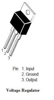 filter capacitor output voltage 5v 9v 12 v fixed dc power supply cuet eee