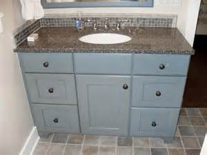 blue bathroom sink vanity photo page hgtv
