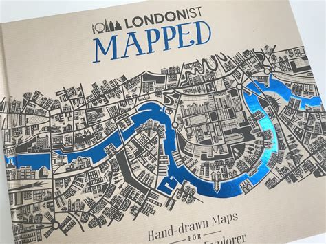 londonist mapped take a look at our new book londonist