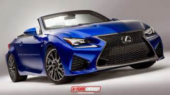 lexus rc f convertible