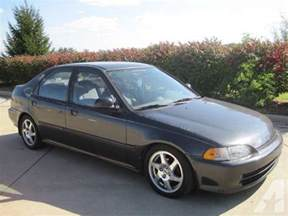 1992 Honda Civic For Sale 1992 Honda Civic Dx For Sale In Louisville Kentucky