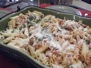 Dinner time ideas polska mac n cheese casserole