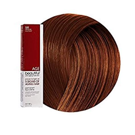 age beautiful hair color reviews amazon com agebeautiful anti aging permanent liqui creme