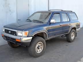 Toyota 4runner 1990 1990 1995 Toyota 4runner Repair 1990 1991 1992 1993