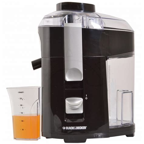 review of black decker je2200 400w electric fruit vegetable juicer eliza the anti aging