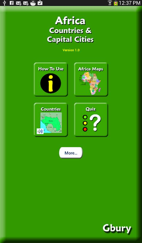 africa countries and capitals map puzzle africa countries and capitals android apps on play