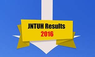 Mba Jntuh Results 2017 by Jntuh Results 2016 Declared At Http Jntuhresults In