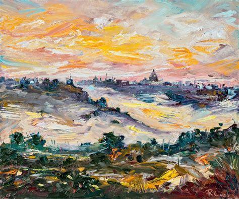 Landscape Expressions Gabriel A Pellegrini Galea B 1973 Landscape