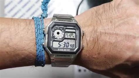 Casio Standart A 178wga 1a casio standard ae 1200whd 1a stainless steel