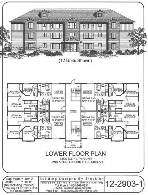 12 unit apartment building plans 24 unit apartment building plans http