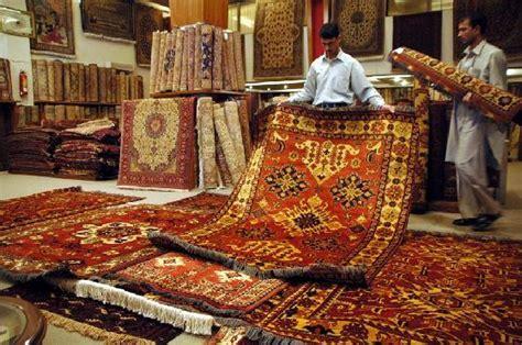 teppiche indien traditionelle handwerkskunst einkaufen in jaipur