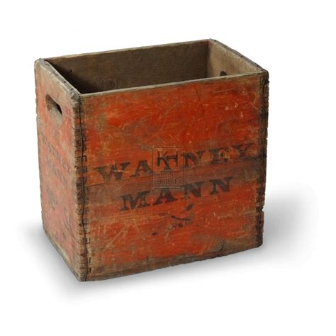 Wooden Crate by Prop Hire 187 Crates 187 Wooden Crate Keeley Hire
